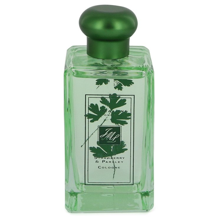 Jo Malone Wild Strawberry & Parsley Perfume 100 ml Cologne Spray (Unisex unboxed) for Women
