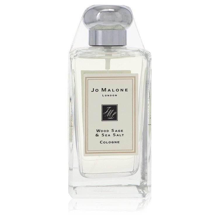 Jo Malone Wood Sage & Sea Salt Perfume 3.4 oz Cologne Spray (Unisex Unboxed) for Women