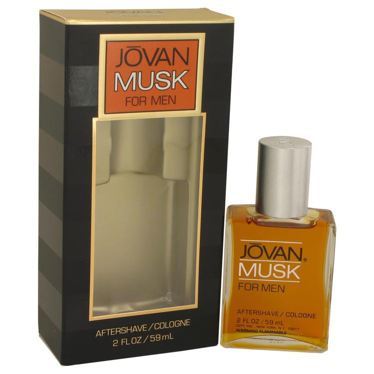 JOVAN MUSK by Jovan for Men After Shave Cologne Special 2 oz
