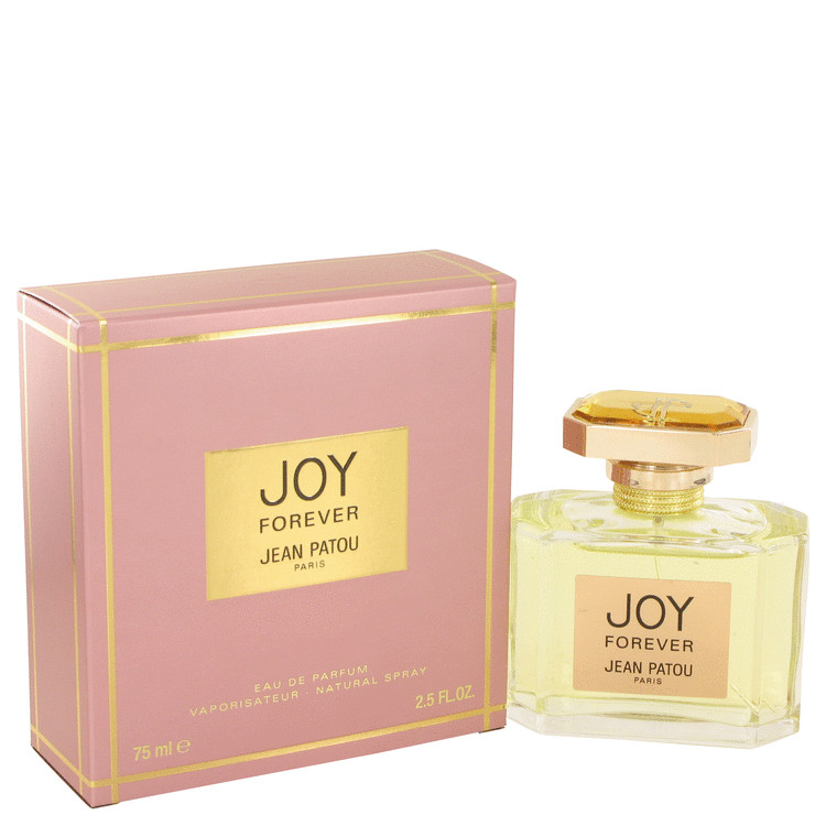Joy Forever Perfume by Jean Patou 75 ml Eau De Parfum Spray for Women