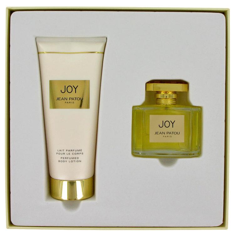 Joy Gift Set -- Gift Set - 2.5 oz Eau De Parfum Spray + 6.7 oz Body Lotion for Women