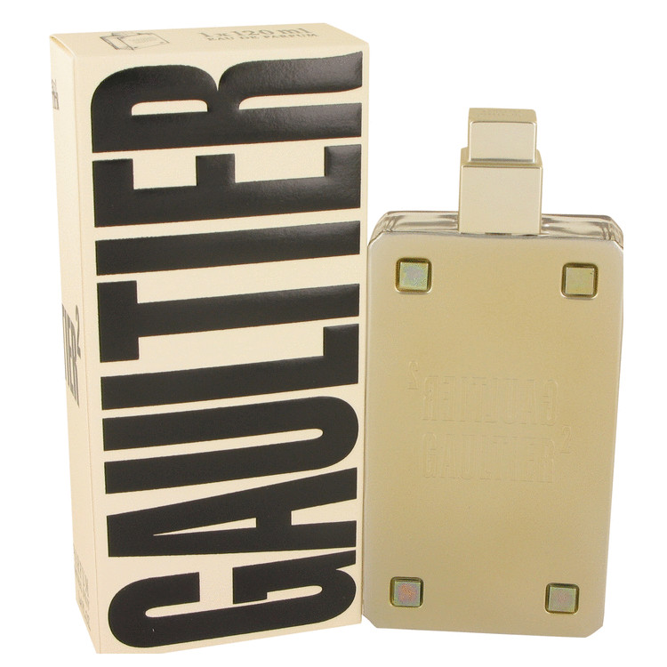 Jean Paul Gaultier 2 Cologne 4 oz EDP Spray (Unisex) for Men
