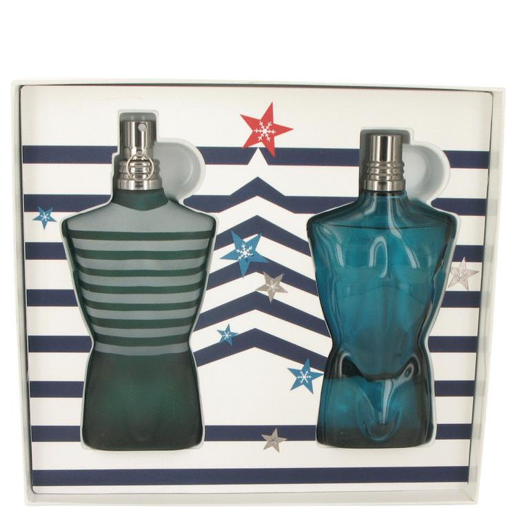 Jean Paul Gaultier Gift Set -- Gift Set - 4.2 oz Eau De Toilette Spray + 4.2 oz After Shave for Men