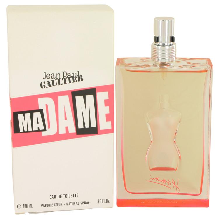 Madame Perfume 3.4 oz EDT Spray (Damaged Box) for Women