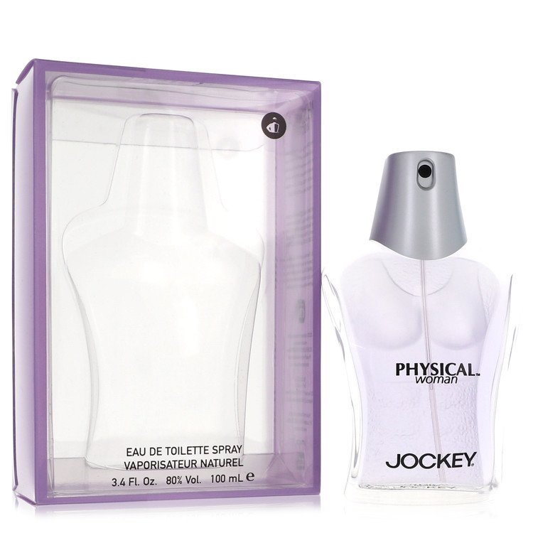 PHYSICAL JOCKEY by Jockey International for Women Eau De Toilette Spray 3.4 oz