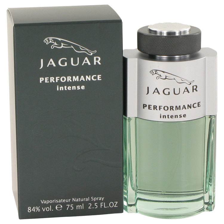 Jaguar Performance Intense Cologne by Jaguar 75 ml EDT Spay for Men