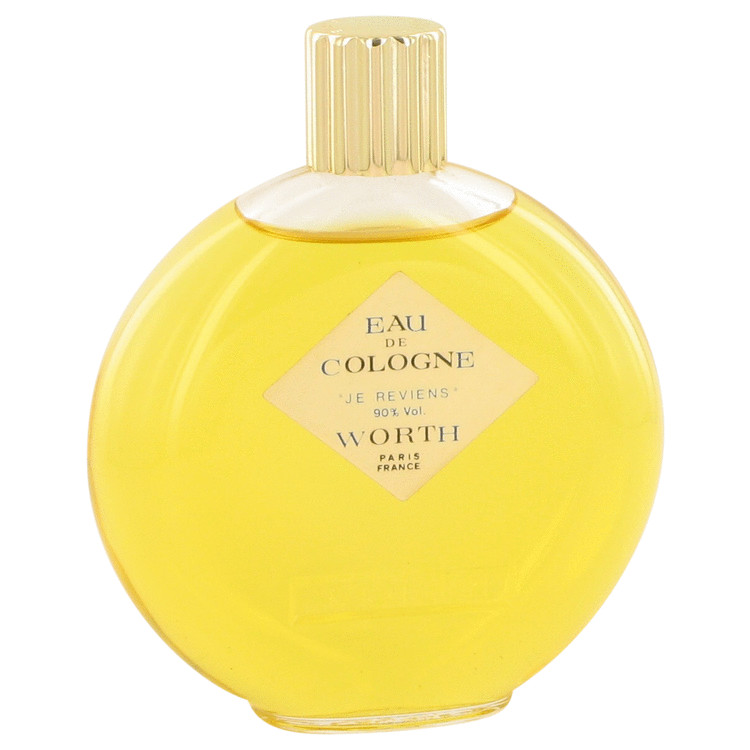 Je Reviens Perfume by Worth 125 ml Eau De Cologne (unboxed) for Women