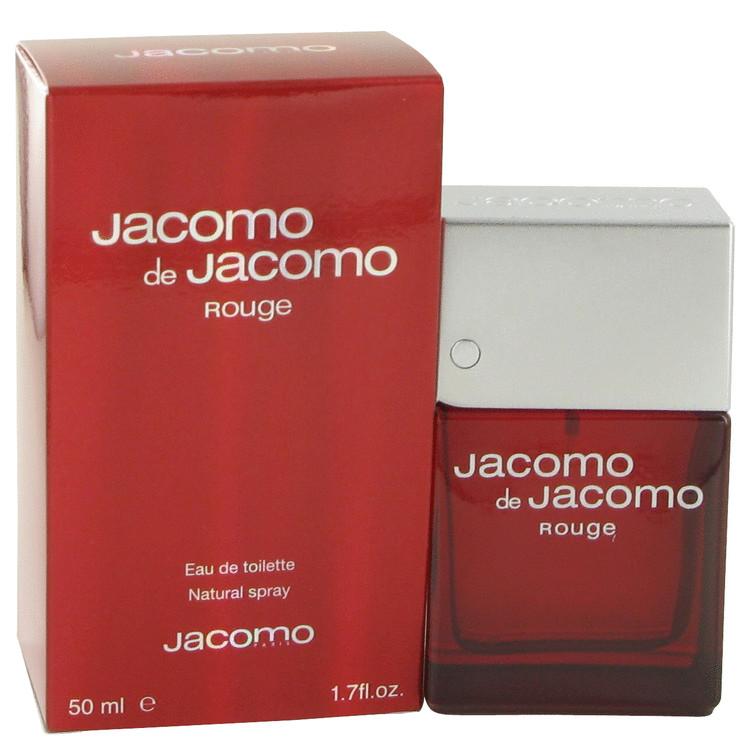 Jacomo De Jacomo Rouge Cologne by Jacomo 50 ml EDT Spay for Men
