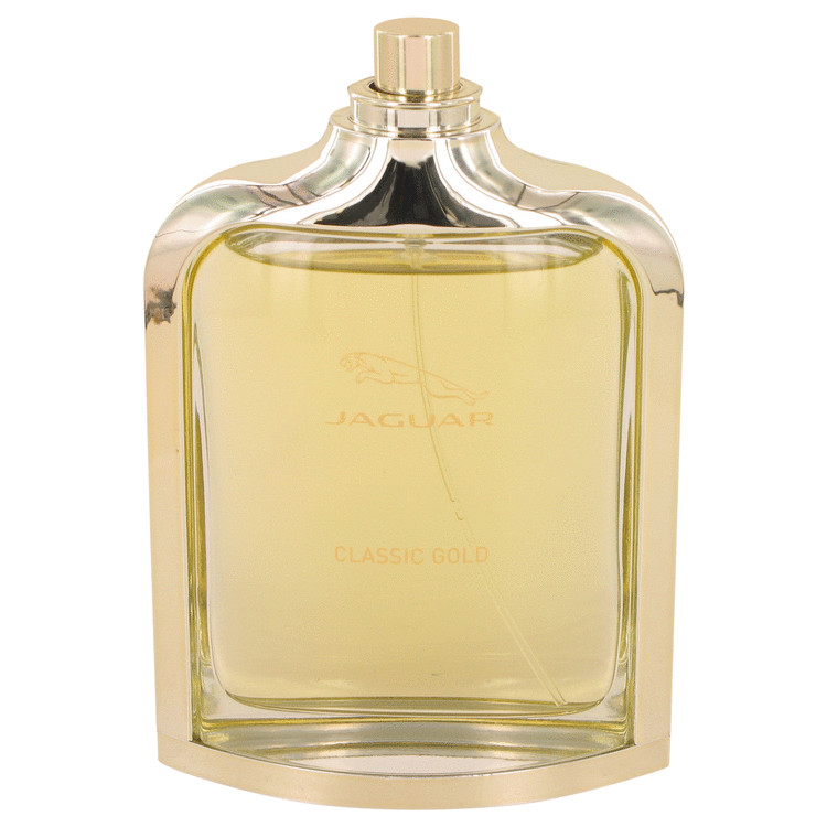 Jaguar Classic Gold Cologne by Jaguar 100 ml EDT Spray(Tester) for Men