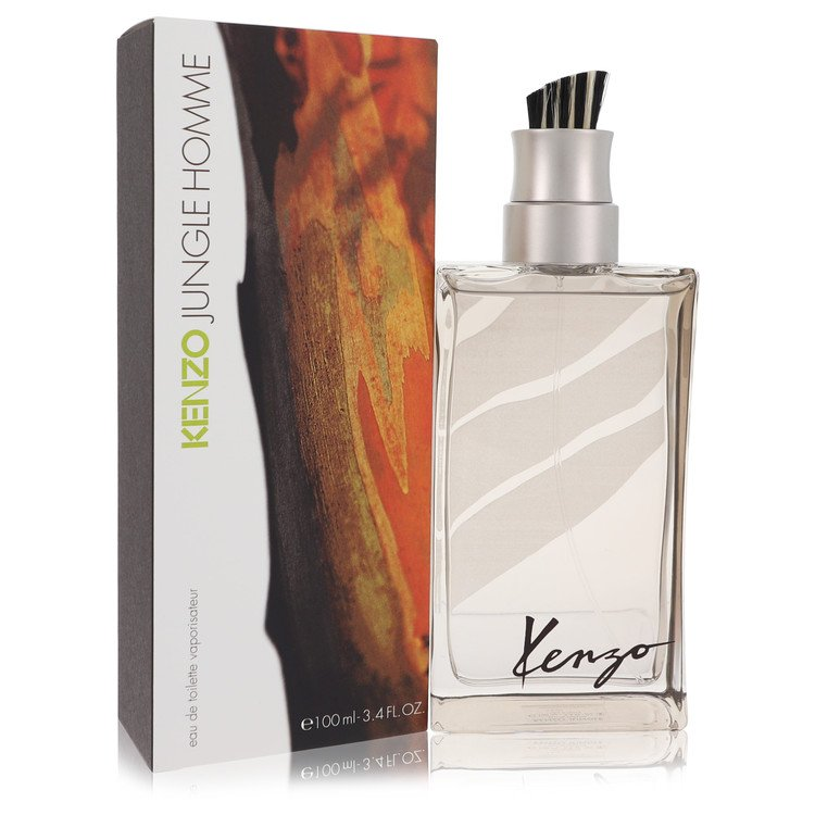 Jungle Cologne by Kenzo 3.4 oz EDT Spray for Men