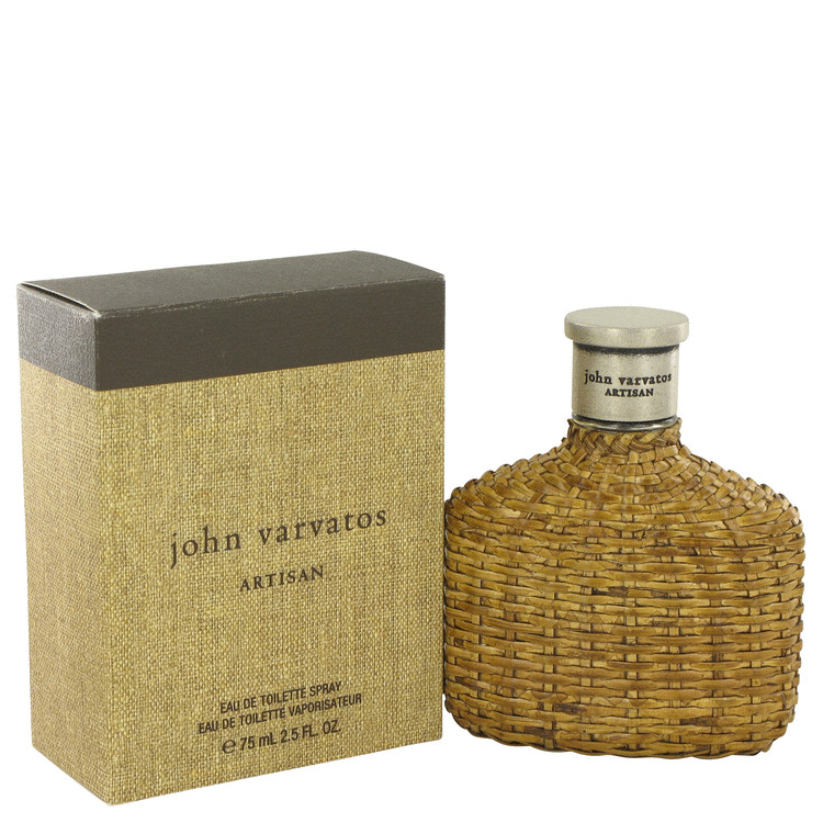 John Varvatos Artisan Cologne by John Varvatos 2.5 oz EDT Spay for Men