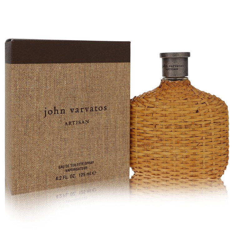 John Varvatos Artisan Cologne by John Varvatos 125 ml EDT Spay for Men