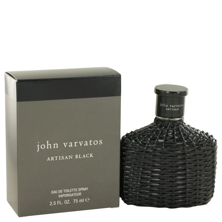 John Varvatos Artisan Black Cologne 75 ml EDT Spay for Men