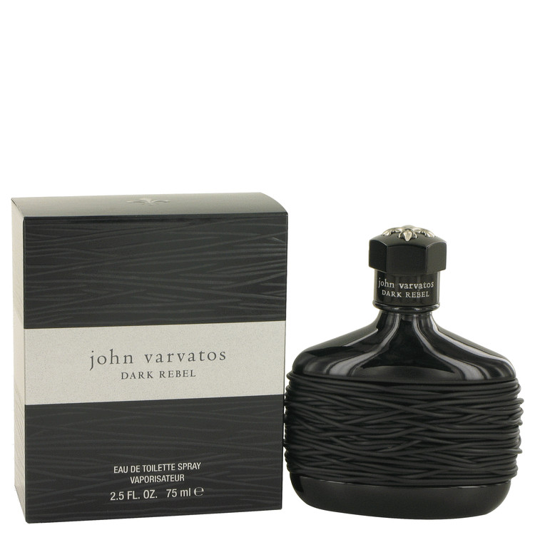 John Varvatos Dark Rebel Cologne 75 ml EDT Spay for Men