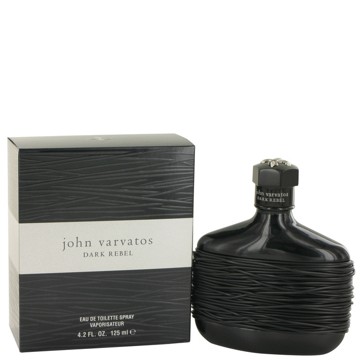 John Varvatos Dark Rebel Cologne 125 ml EDT Spay for Men