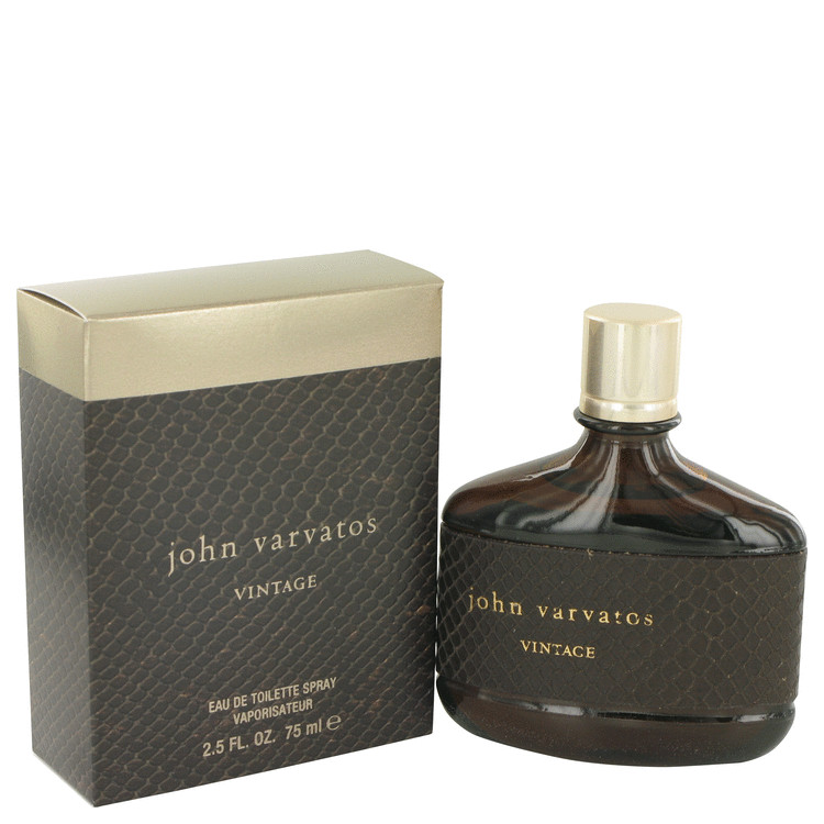 John Varvatos Vintage Cologne by John Varvatos 2.5 oz EDT Spay for Men