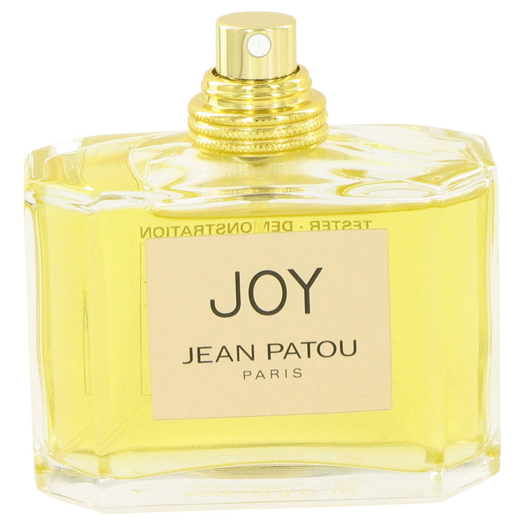 JOY by Jean Patou for Women Eau De Toilette Spray (Tester) 2.5 oz
