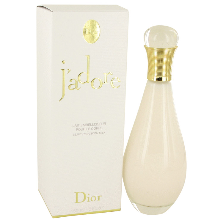 JADORE by Christian Dior for Women Body Milk 5 oz