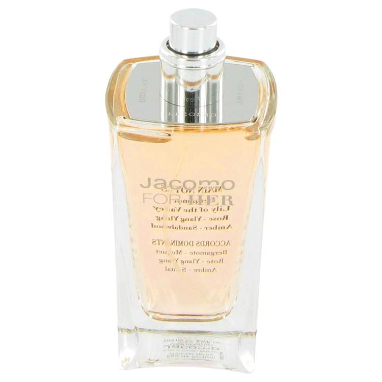 Jacomo De Jacomo Perfume 100 ml Eau De Parfum Spray (Tester) for Women