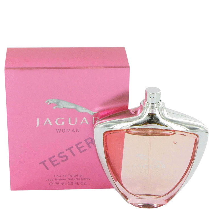 Jaguar Perfume by Jaguar 75 ml EDT Spray(Tester) for Women