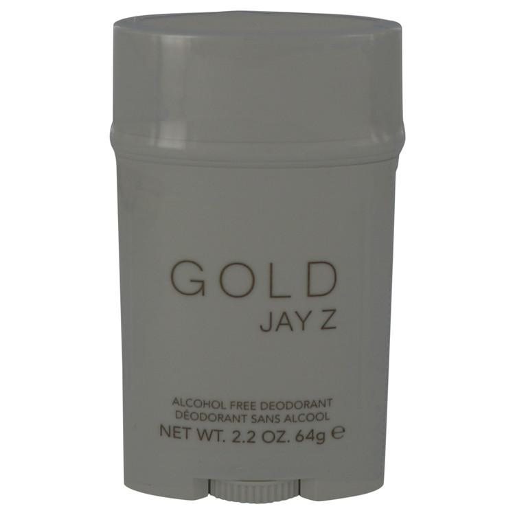 Gold Jay Z by Jay-Z Deodorant Stick 2.2 oz