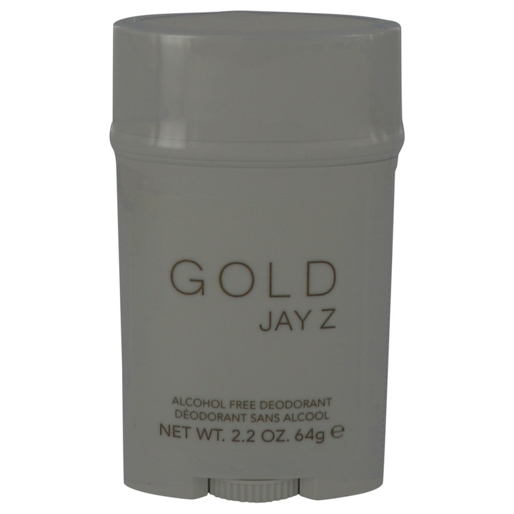 Gold Jay Z by Jay-Z for Men Deodorant Stick 2.2 oz