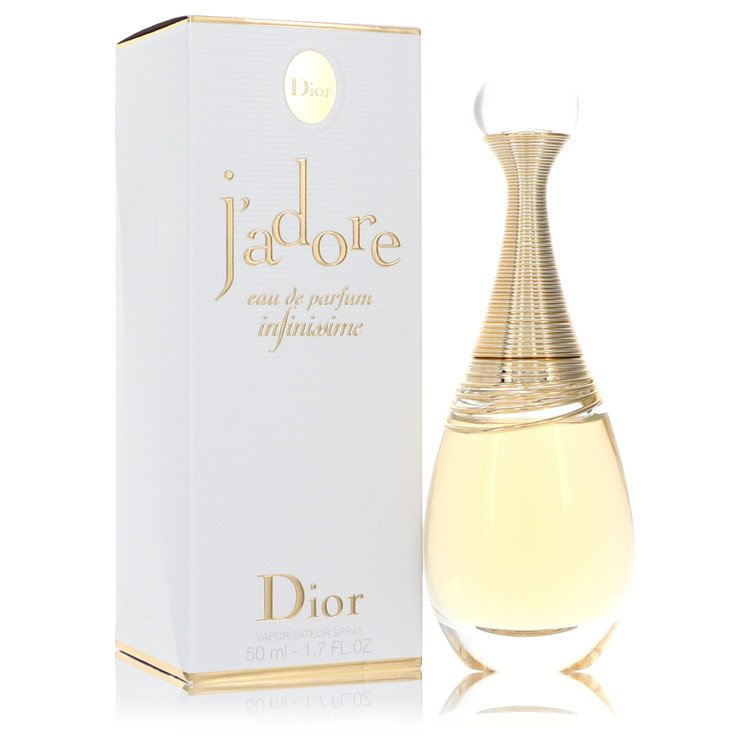 Jadore Infinissime Perfume by Christian Dior 1.7 oz EDP Spay for Women Spray