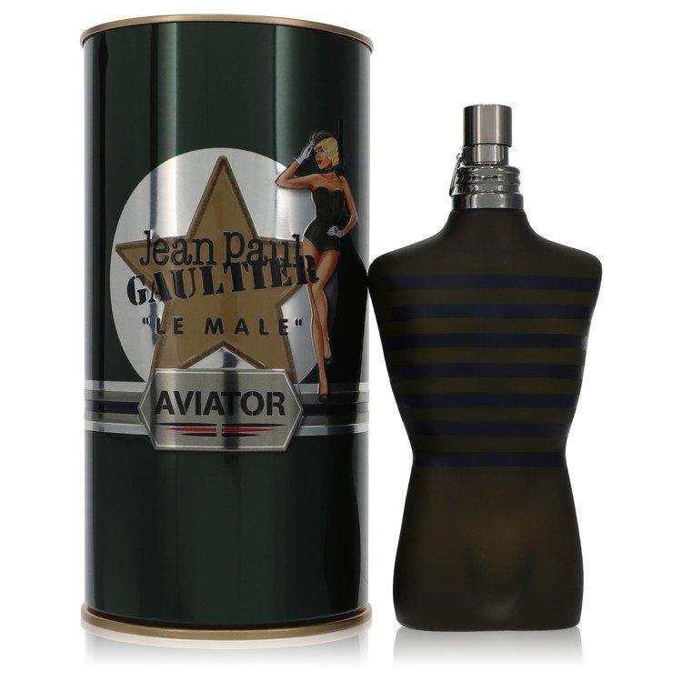 Jean Paul Gaultier Aviator by Jean Paul Gaultier –  Eau De Toilette Spray 4.2 oz 125 ml for Men