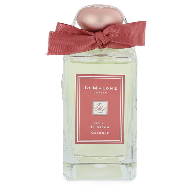 Jo Malone Silk Blossom Perfume 3.4 oz Cologne Spray (Unisex Tester) for Women