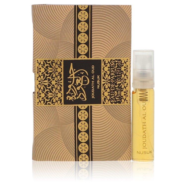 Joudath Al Oud by Nusuk –  Vial (sample) .12 oz 4 ml for Men