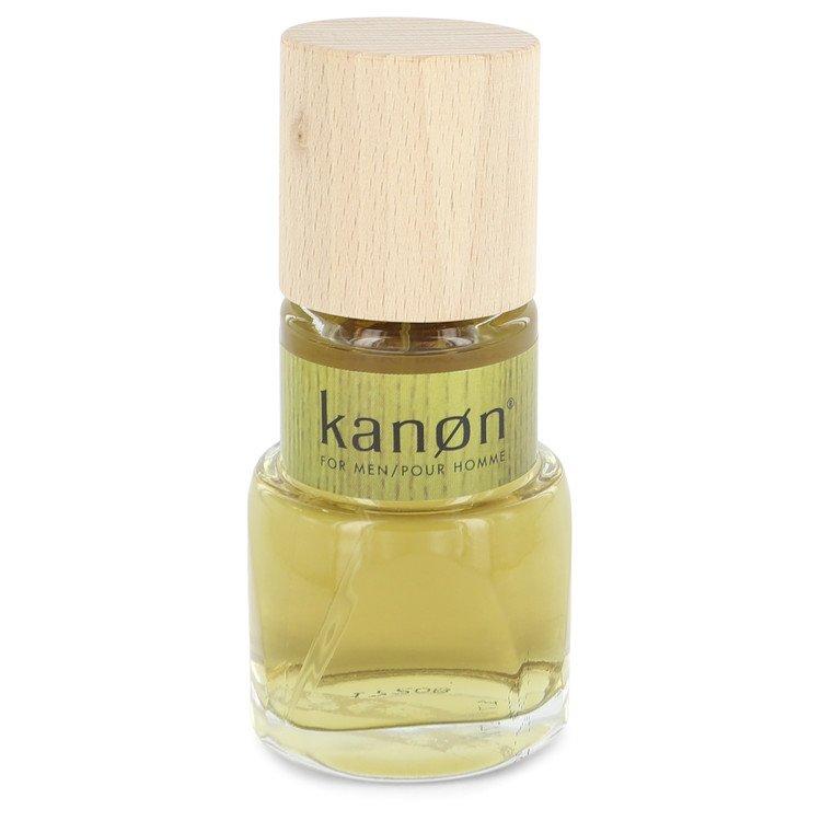 Kanon by Scannon Men's Eau De Toilette Spray (New Packaging unboxed) 3.3 oz