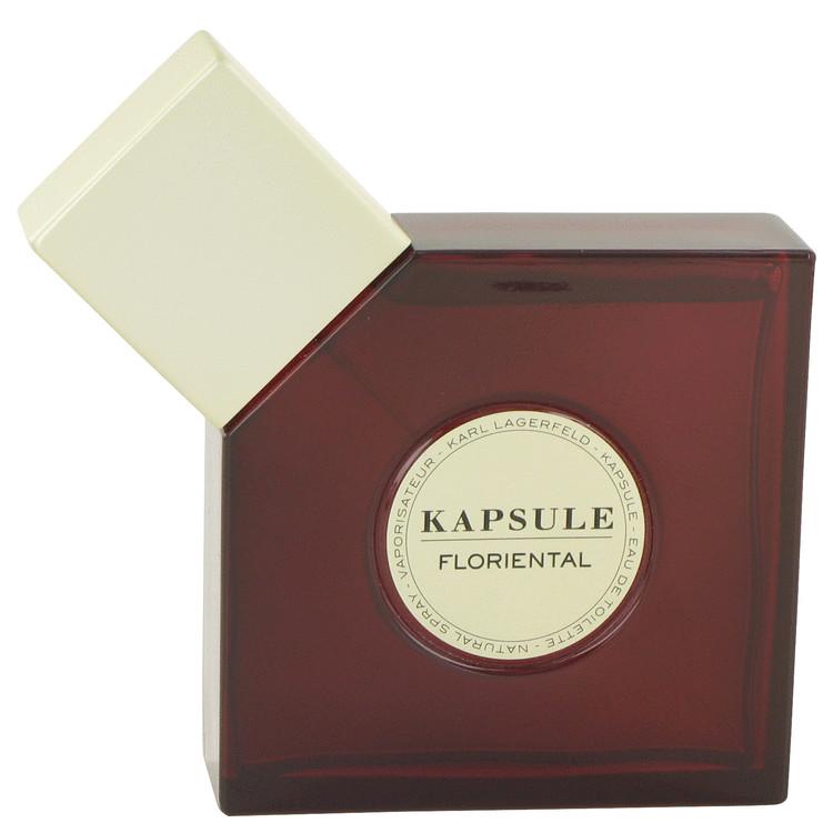 Kapsule Floriental Perfume 2.5 oz EDT Spray(Tester) for Women