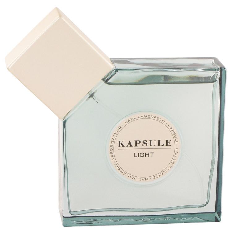 Kapsule Light Perfume 75 ml EDT Spray(Tester) for Women