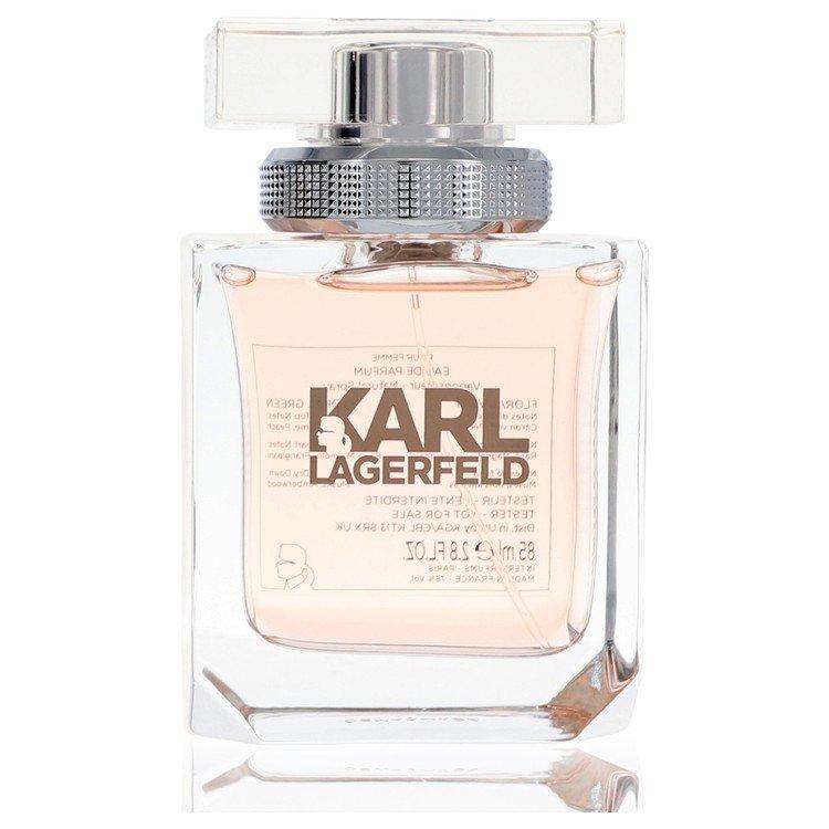 Karl Lagerfeld Perfume 83 ml Eau De Parfum Spray (Tester) for Women