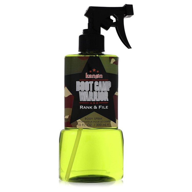 Kanon Boot Camp Warrior Rank & File by Kanon for Men Body Spray 10 oz