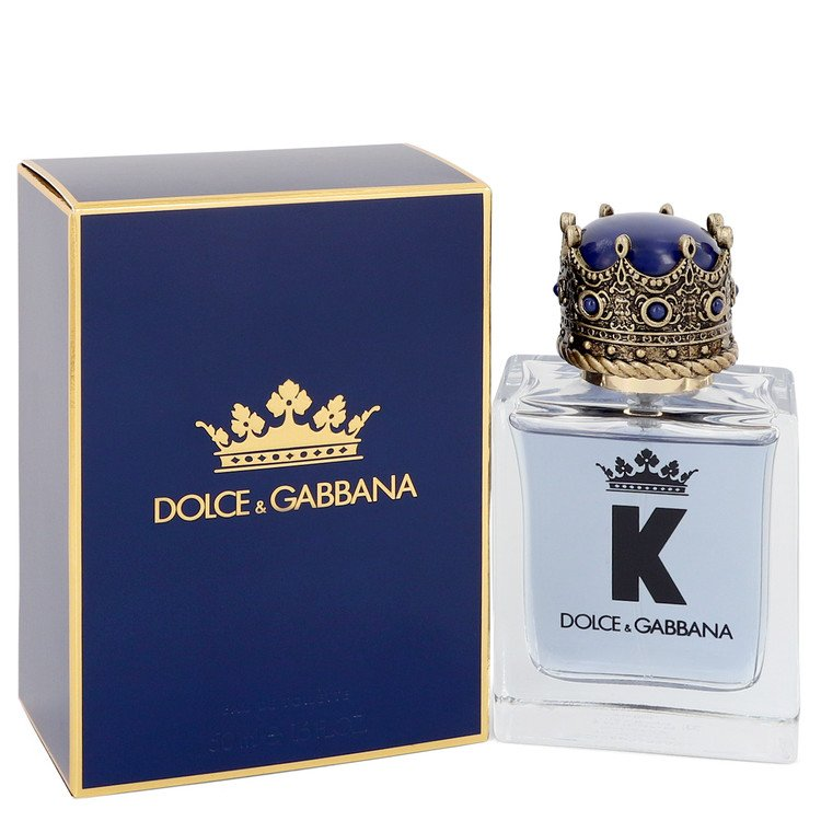K by Dolce & Gabbana by Dolce & Gabbana –  Eau De Toilette Spray 1.6 oz 50 ml for Men