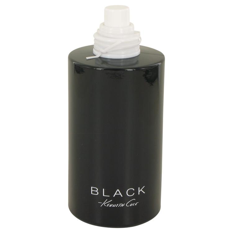 Kenneth Cole Black by Kenneth Cole for Women Eau De Parfum Spray (Tester) 3.4 oz