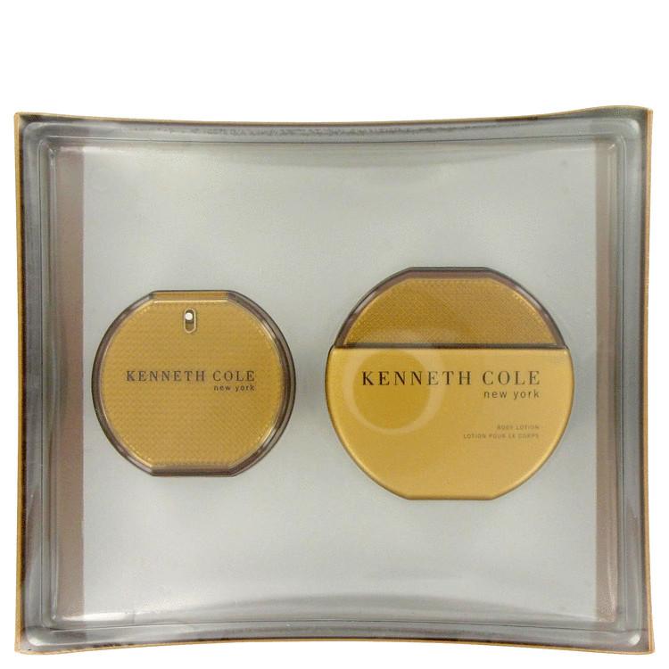 Kenneth Cole Gift Set -- Gift Set - 1.7 oz Eau De Parfum Spray + 4.2 oz Body Lotion for Women