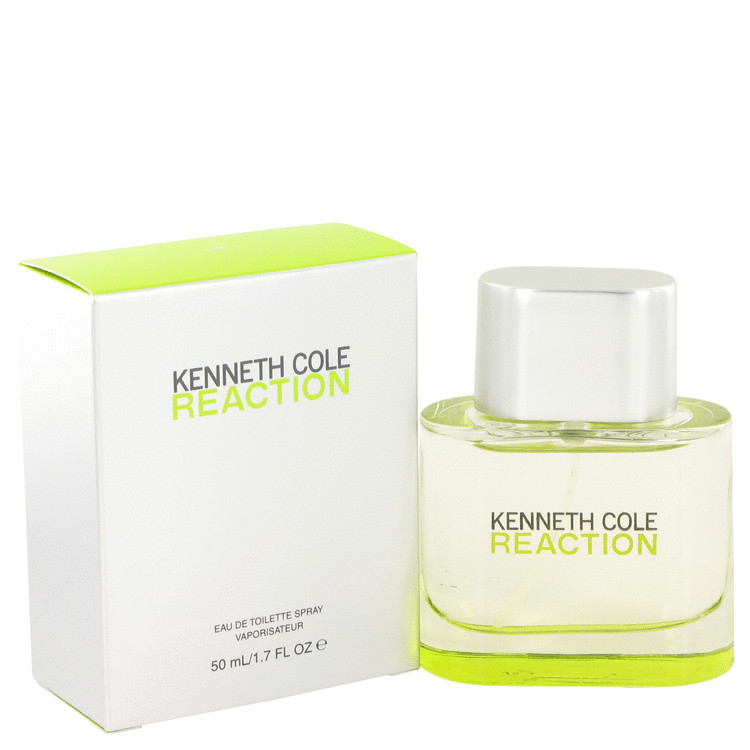 Kenneth Cole Reaction by Kenneth Cole for Men Eau De Toilette Spray 1.7 oz