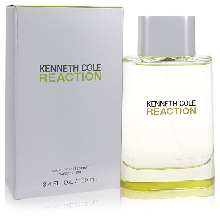 Kenneth Cole Reaction Cologne by Kenneth Cole 100 ml EDT Spay for Men
