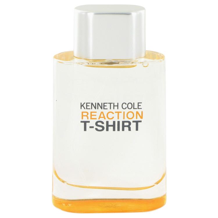 Kenneth Cole Reaction T-shirt Cologne 100 ml Eau De Toilette Spray (unboxed) for Men