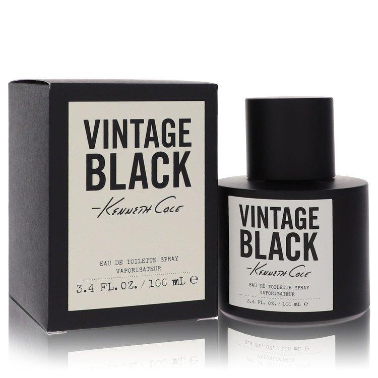 Kenneth Cole Vintage Black Cologne 100 ml EDT Spay for Men