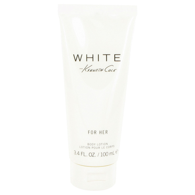 Kenneth Cole White by Kenneth Cole for Women Body Lotion 3.4 oz