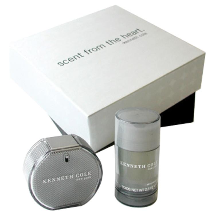 Kenneth Cole Gift Set -- Gift Set - 1.7 Eau De Toilette Spray + 2.6 oz Deodorant Stick for Men