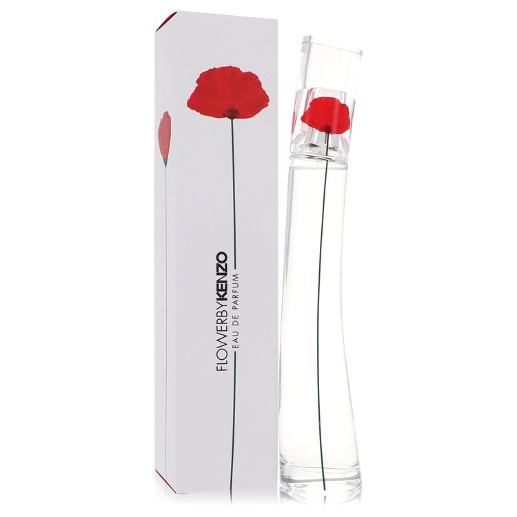 Kenzo Flower Perfume 50 ml Eau De Parfum Spray Refillable for Women