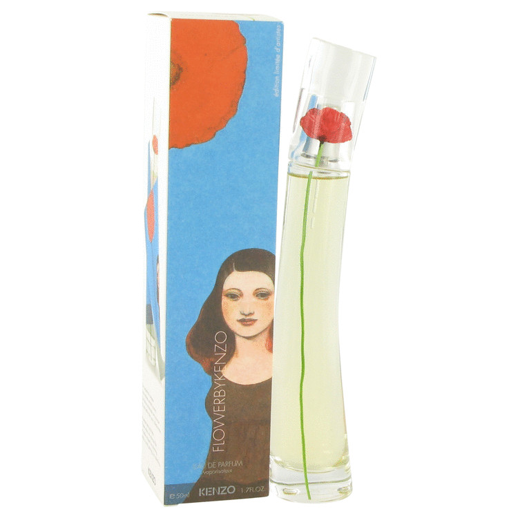 Kenzo Flower Edition D'artises Perfume 50 ml EDP Spay for Women