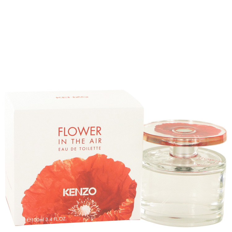 Kenzo Flower In The Air Perfume by Kenzo 100 ml EDT Spay for Women
