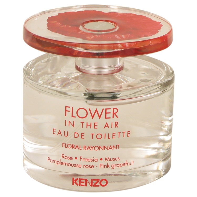 Kenzo Flower In The Air Perfume 100 ml EDT Spray(Tester) for Women
