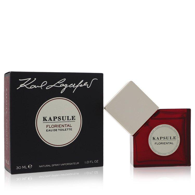 Kapsule Floriental Perfume by Karl Lagerfeld 1 oz EDT Spay for Women