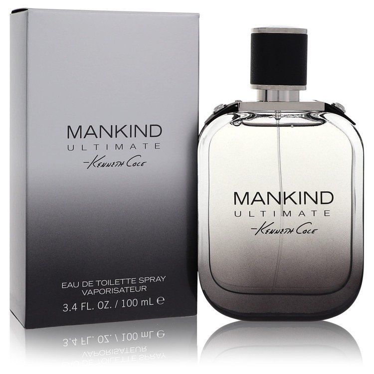 Kenneth Cole Mankind Ultimate Cologne 100 ml EDT Spay for Men